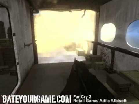 Far Cry 2 Meet the barge at Jackal's Island Walkthrough