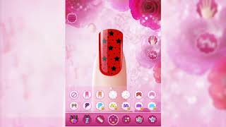 Nail salon part3   Develops creative skills and makeup knowledge for Girls