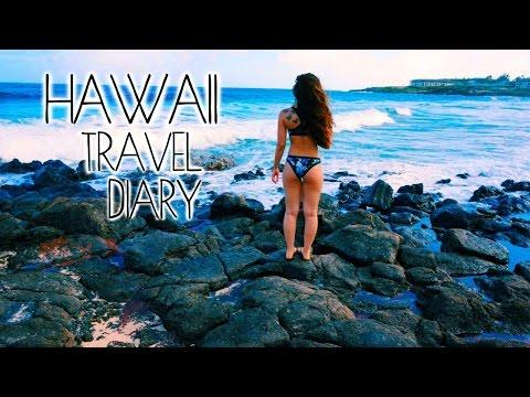 TRAVEL DIARY    Kauai, Hawaii