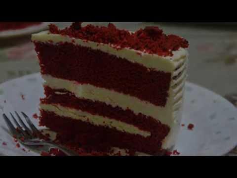 Resepi Kek Red Velvet Cake