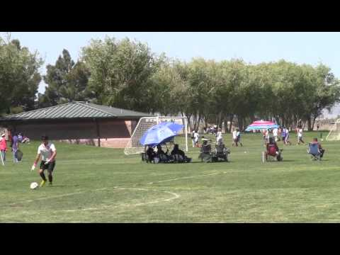 Beach Black vs. Untouchables- 2013 CalSouth National Cup BU15