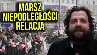 Marsz Niepodległości 2018 - Relacja BEZ Cenzury / Analiza Komentator