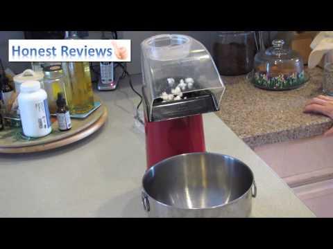 Cuisinart CPM-100 EasyPop Hot Air Popcorn Maker Review