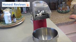 Cuisinart CPM-100 EasyPop Hot Air Popcorn Maker Review