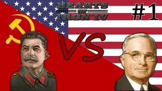HoI4 - Cold War: The Iron Curtain - Soviet Union - Part 1