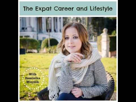 Episode 34: Interview With Colleen Reichrath-Smith. How To Build A Career In Your Suitcase.