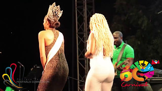 Who says Royalty cant have fun (2016 Carnival Launch)