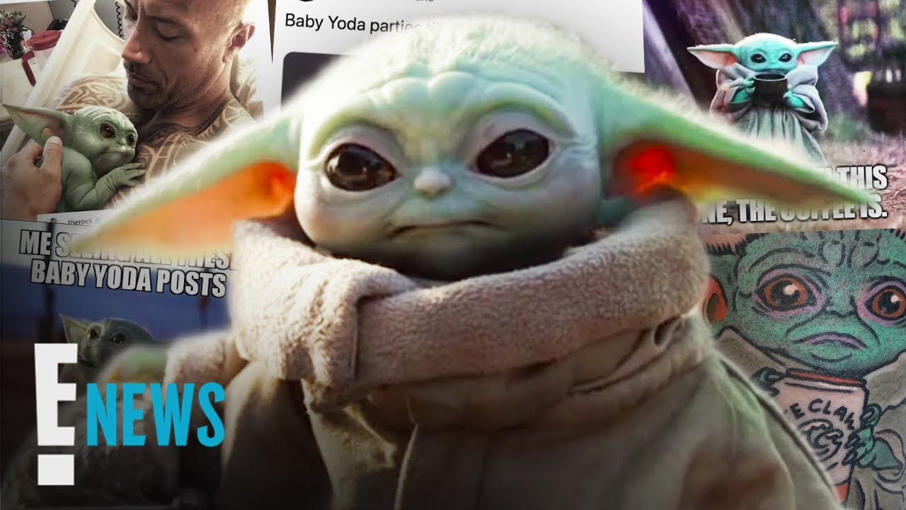 Baby Yoda Breaks the Internet News