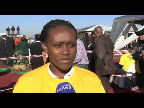 Four Mkhonto We Sizwe soldiers have been laid to rest