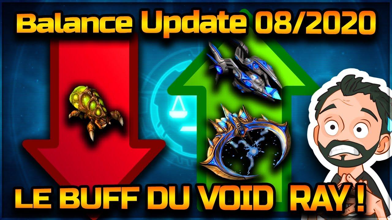 StarCraft 2 - Le BUFF du SKYTOSS?! [Balance Update 08/2020]