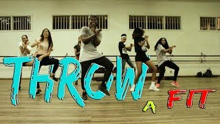 Tinashe - Throw a Fit - Dance Choreography by FALLY van GENNIP