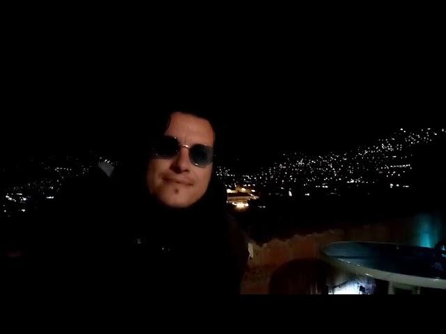 Jose Manuel Díez (Duende Josele) en Cuzco