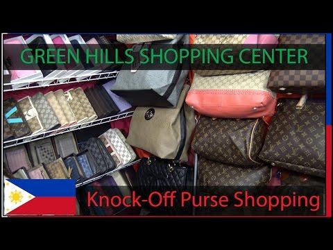 Green Hills Mall - Knock Off Purse Shopping