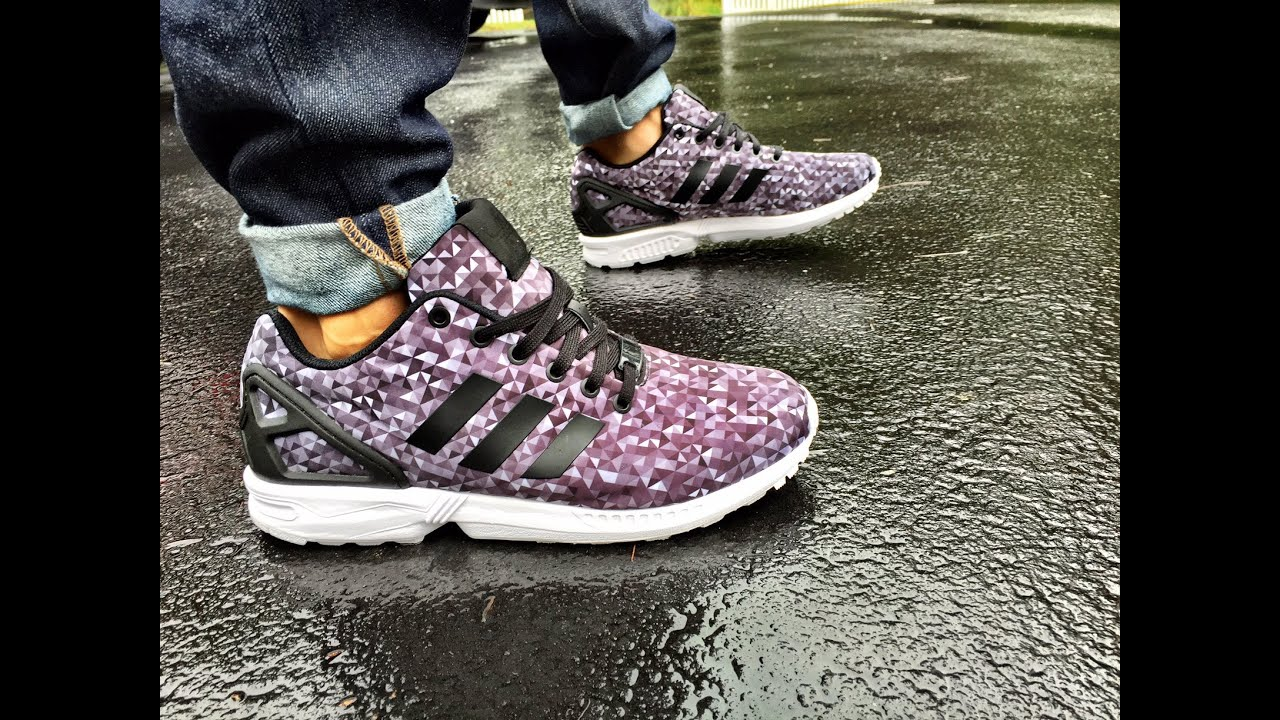 Adidas Flux Monochrome
