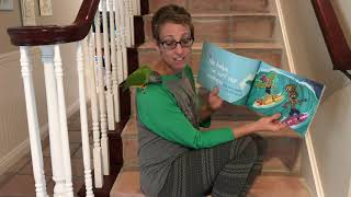 The Little Green Monster: Cancer Magic! Author Reading