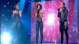 Character Soul,Killing me softly (Fugees,Roberta Flack),X Factor France,3ème Prime,23 Novembre 2009
