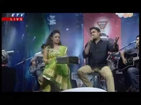 BANGLA MUSICAL | NISHITHA & KISHOR - LIVE PERFORMANCE