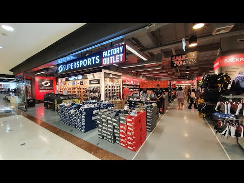 (CHEAPEST OUTLET) IN SILOM, BANGKOK TO BUY BRANDS SNEAKERS/ JTS BUILDING/ [HOLIDAY INN HOTEL] PART 2