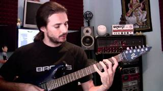 Legato Workout Exercise - Guitar Lesson 53