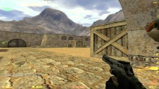 Counter Strike 1.6 Gameplay HD