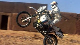 History of BMW GS Trail Enduro Rally Paris Dakar. Historia documental BMW G/S GS R80 R100 R1200 GS(Documental History of BMW GS Enduro Rally Paris Dakar Gaston Rahier. Historia de las BMW G/S GS https://www.youtube.com/watch?v=NrnJ_9Xukhg., 2015-12-28T23:07:15.000Z)