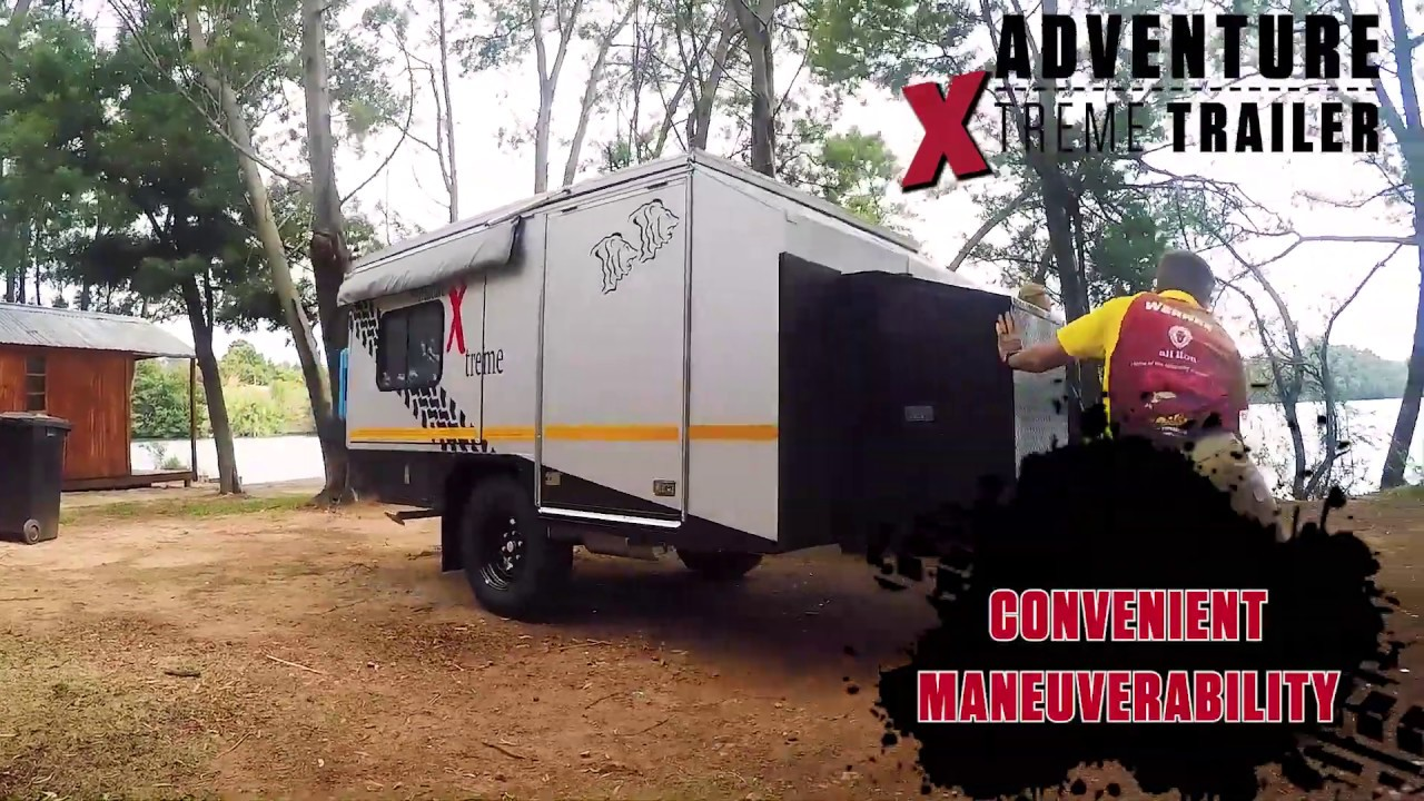 Adventure Xtreme Trailer Review - YouTube