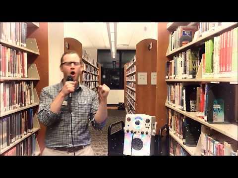 Library of Things - Karaoke Machine