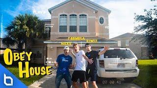 Life With The Obey Florida House - VLOG #1 (ft. Kiwiz, Nicks, Formula)