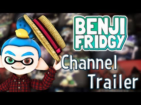 BenjiFridgy: The Channel Trailer (2019)