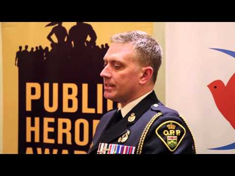 Patrick Armstrong, Ontario Provincial Police