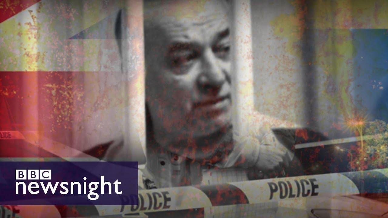Who poisoned Sergei and Yulia Skripal? - BBC Newsnight