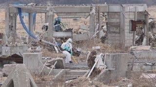 東日本大震災から1年を前に、福島県警は8日、原発事故による警戒区域...