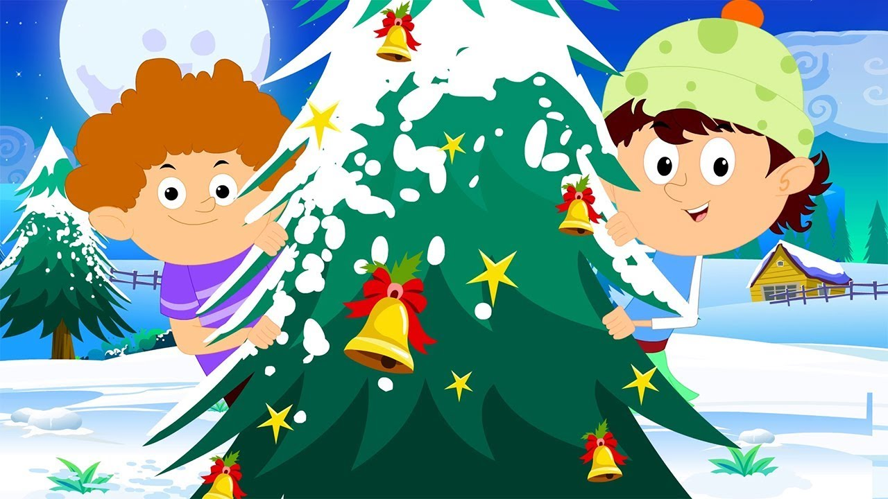 O Christmas Tree O Christmas Tree How Lovely Are Thy Branches | Christmas Carol | Instrumental ...