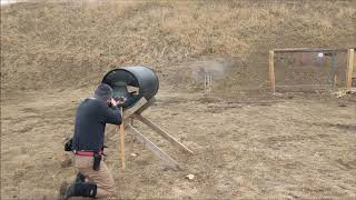 CHAS 3 Gun Match April 2018