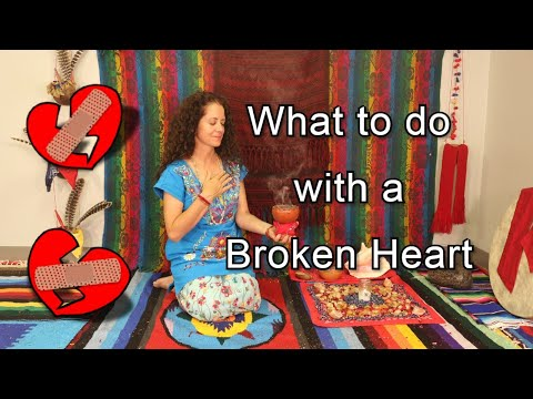 What to do with a Broken Heart