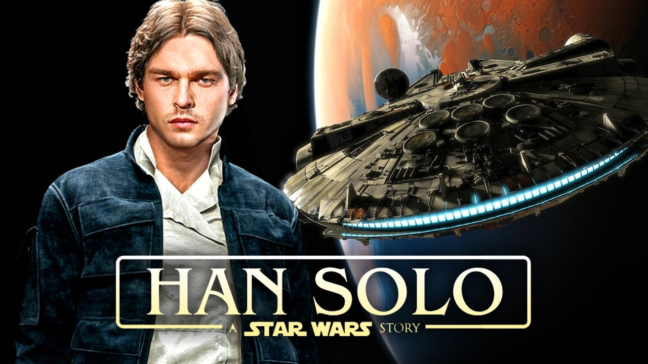 New han solo movie new character details ship designs - Vaisseau star wars han solo ...