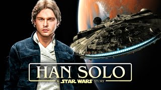 New Han Solo Movie - New Character Details, Ship Designs, Concept Art and More! | Star Wars HQ
