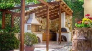 Уютные беседки с мангалом(Беседки с мангалом: проекты и фото http://idealsad.com/besedka-s-mangalom/, 2016-11-01T15:39:49.000Z)