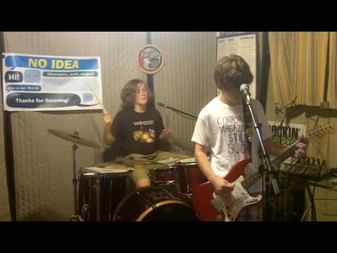 """Nevermind"" band cover"