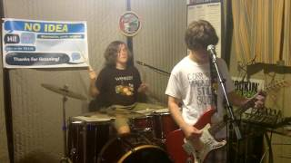 &quotNevermind&quot Band Cover