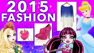 The Best Fashion Lookbooks of 2015 - Compilation | Monster High, Ever After High, MLP + More!
