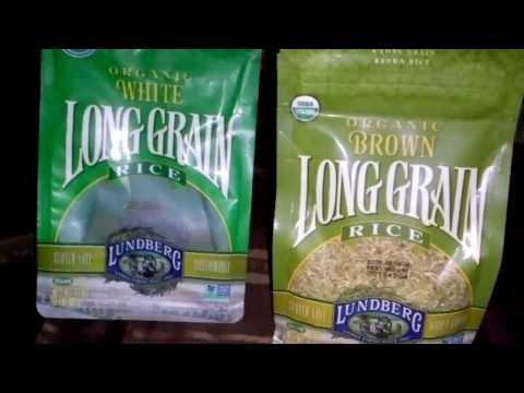 Lundberg & Mahatma Organic Non GMO Rice