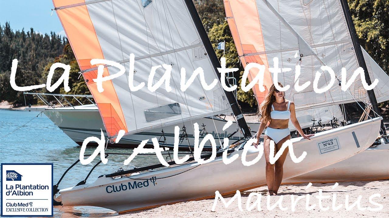 Club Med Mauritius - La Plantation d'Albion - YouTube