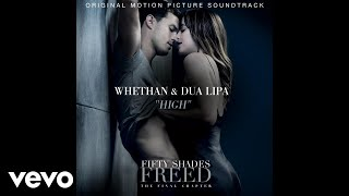 Whethan, Dua Lipa   High (official Audio)