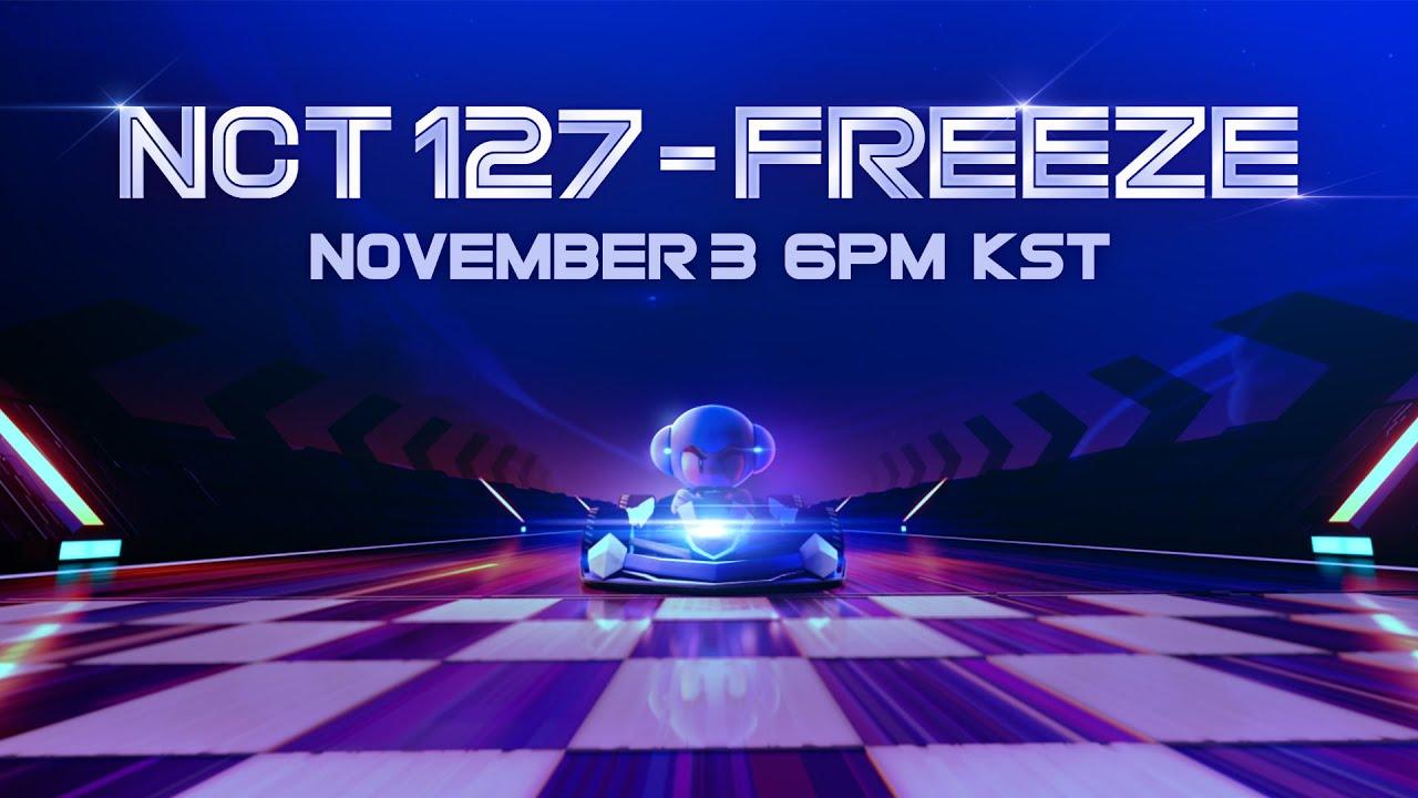 [KARTRIDER X LINE FRIENDS] OST Part 1. 'Freeze' MV Teaser