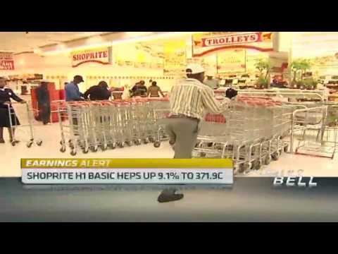 Shoprite H1 trading profit up 11.6%