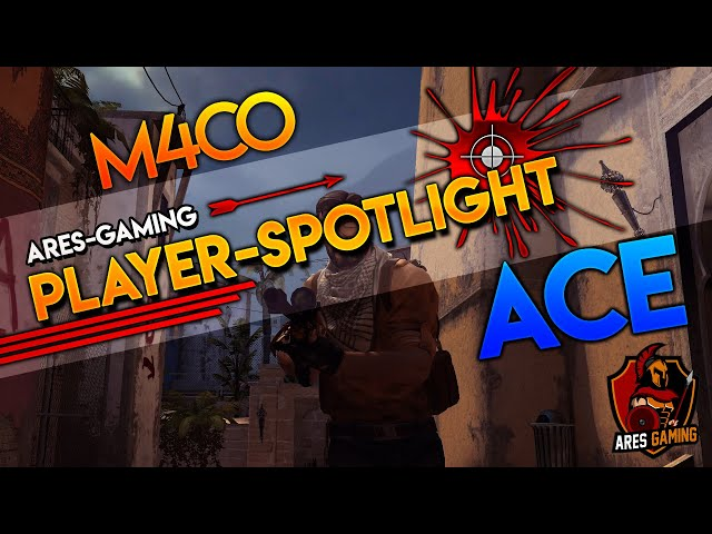 Player-Spotlight: m4cO AWP ACE-CLUTCH  [CS:GO] by ares-gaming