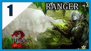 Guild Wars 2. Lets Play. Ranger Part 1. The Dream