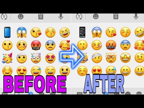 HOW TO INSTALL IOS EMOJIS ON ANDROID (2020 NO ROOT)