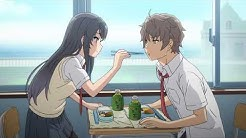 Mai Sakurajima Best Moments (Rascal Does Not Dream of Bunny Girl Senpai